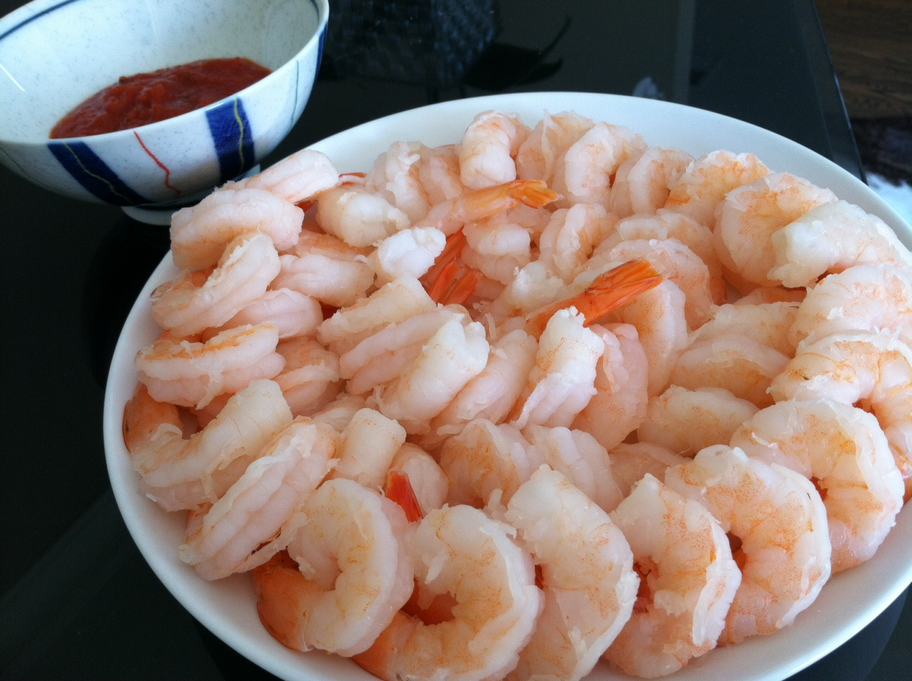 Shrimp Cocktail, Paleo, Cavemen Gourmet